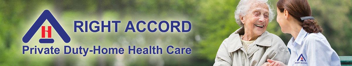 RIGHT ACCORD Private Duty-Home Health Care