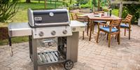 BBQ Grills & Outdoor Furniture
