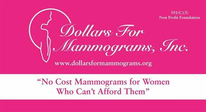 Dollars For Mammograms, Inc.