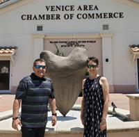We are so excited to be a part of the Venice Chamber of Commerce!