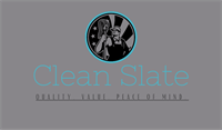 Clean Slate Cleaning Services