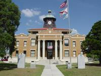 Citrus County Judicial Center, Inverness, Florida