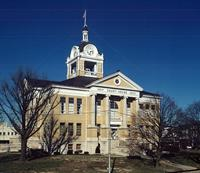 Warrick Courthouse Historic Renovation - Boonville, Indiana