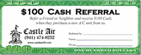 Existing Customers get $$ for Referrals!
