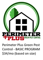 Permiter Plus - green pest control