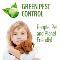 Green Pest Control - People, pet and planet friendly!