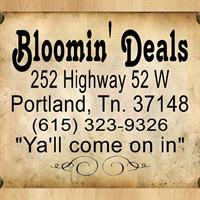 Bloomin' Deals