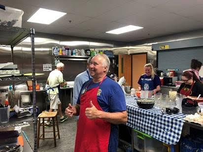 Annual Rotary Pancake Breakfast 2018