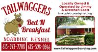 Tail Waggers Bed N Breakfast