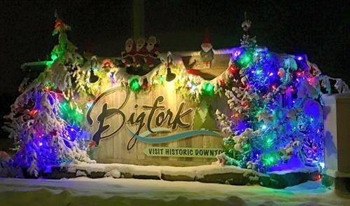 Montana's Christmas Village
