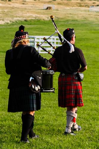 Pipers & Drummers