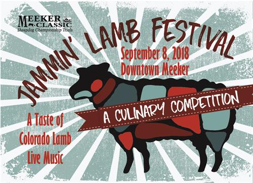 Don't miss out on our main culinary and mulical event on Saturday  - The Jammin' Lamb Festival