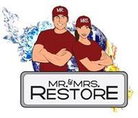 Mr and Mrs Restore logo