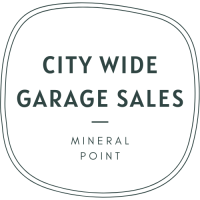 City Wide Garage Sales - August 2020