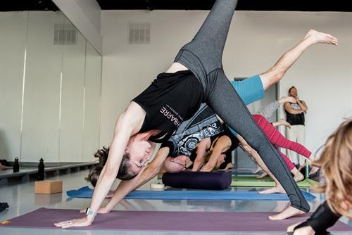 Flow Yoga