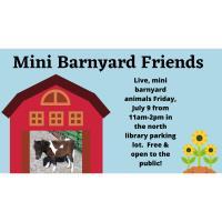 Mini Barnyard Friends