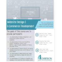 Website Design & E-Commerce Development