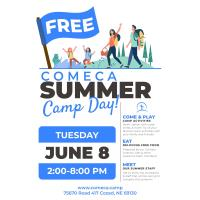Comeca Summer Camp Day