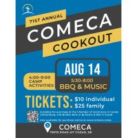 71st Annual Comeca Cookout