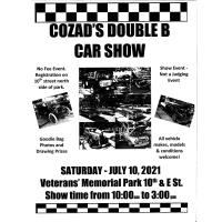 Cozad's Double B Car Show
