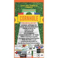 Hay Days Cornhole Tournament
