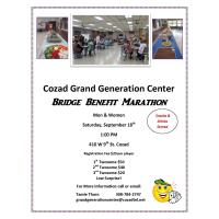 Cozad Grand Generation Bridge Benefit Marathon