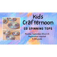 Kids Crafternoon @ Wilson Public LIbrary