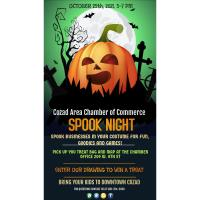 Cozad Chamber Spook Night