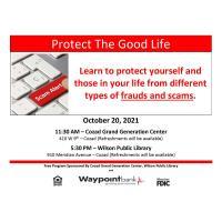 Protect the Good Life