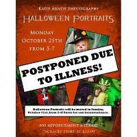Katie Arndt Halloween Portrait Special