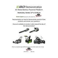 Go Demonstration by 222 Hardware