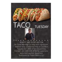 Taco Tuesday Sponsored by Flash Electric