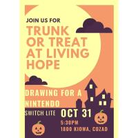 Trunk or Treat at Living Hope