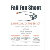 Fall Fun Shoot