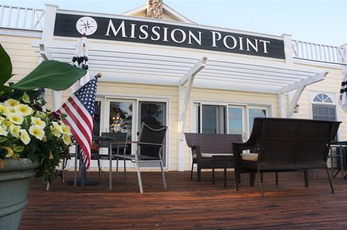 Mission Point Patio