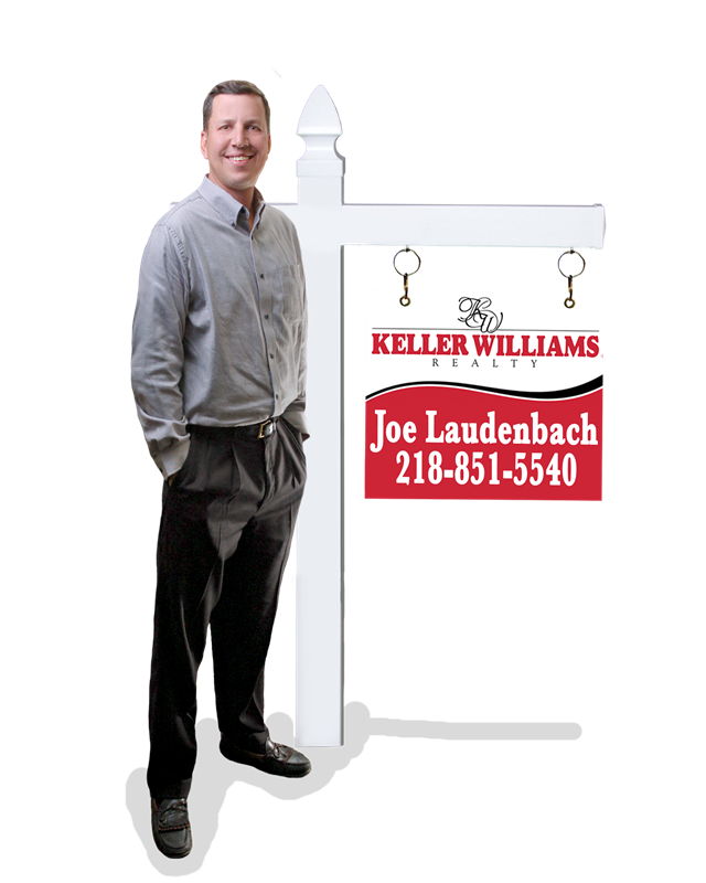 Joe Laudenbach - Keller Williams Realty Professionals