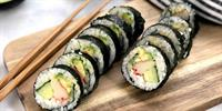 Roll Your Own Sushi at The Woods
