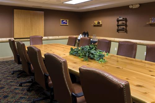 Headwaters Boardroom