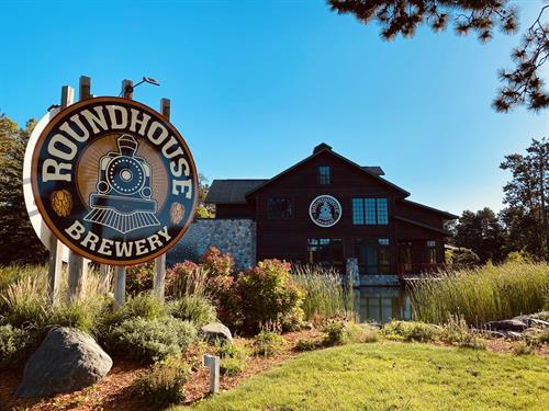 Roundhouse Brewery in Nisswa