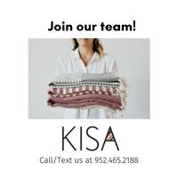 KISA Marketing Intern & Photography Assistant