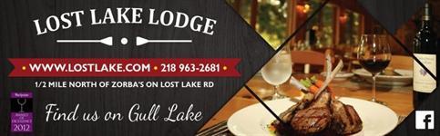 Lost Lake Lodge Resort