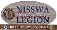 Friday Night Dinners and Specials at the Nisswa American Legion