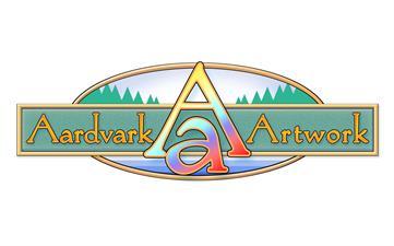Aardvark Artwork