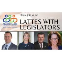 Lattes With Legislators