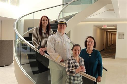 North Shore Bank Employees Make a Jeans Day Donation to the Massachusetts Down Syndrome Congress