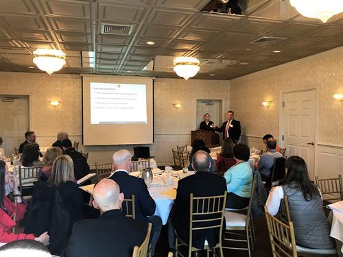 JO Presents at NFP Consortium
