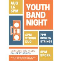 YOUTH BAND NIGHT