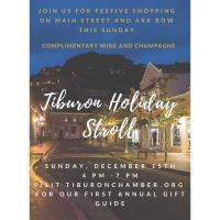 Tiburon Holiday Stroll