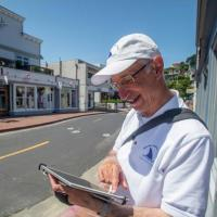 MARIN IJ: Tiburon tour guide shows different side to historic town
