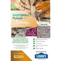 Shop Small Pulaski: Summer Spruce Up